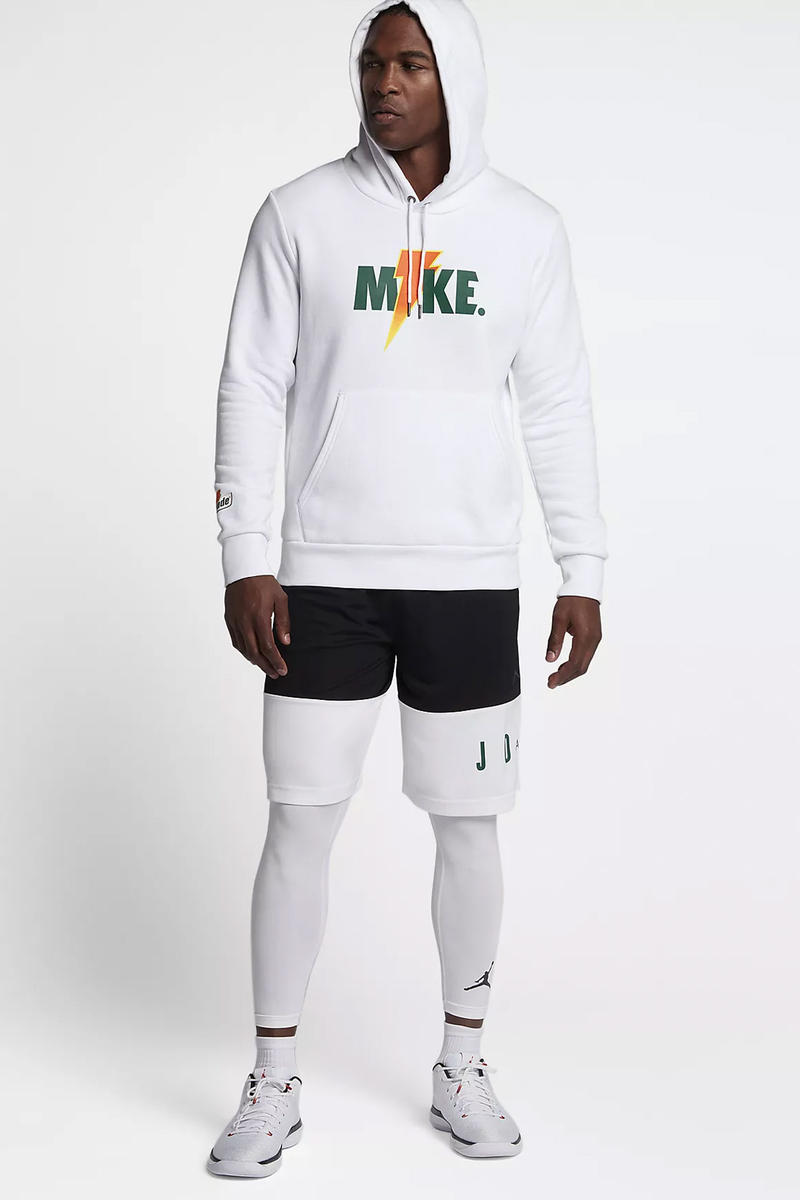best service f4096 10950 Nike Air Jordan Gatorade Apparel Collection lookbook