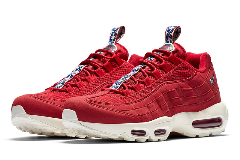 Nike Air Max 95 Pull Tab Colorways Fall Winter 2017