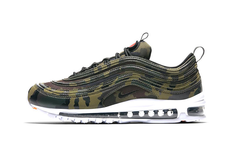 Nike Air Max 97 Country Camo Pack 2017 December Release Date Info Sneakers Shoes Footwear