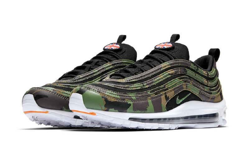 Nike Air Max 97 Country Camo Release Date UK Italy Germany France