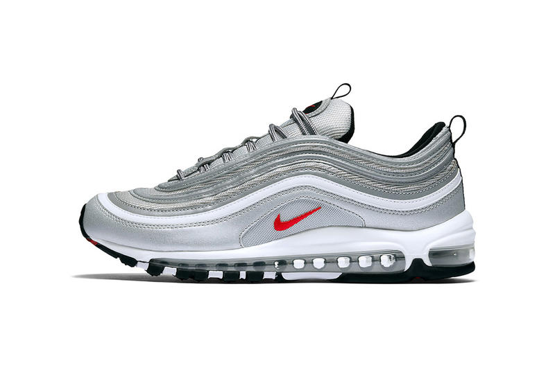 8b3adaa7d1 Nike Air Max 97 Silver Bullet Black Friday Restock 2017 November 24 Release  Date Info Sneakers