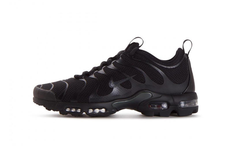 Nike Air Max Plus TN Ultra Triple Black 2017 November Release Date Info  Sneakers Shoes Footwear 1d5a01b83