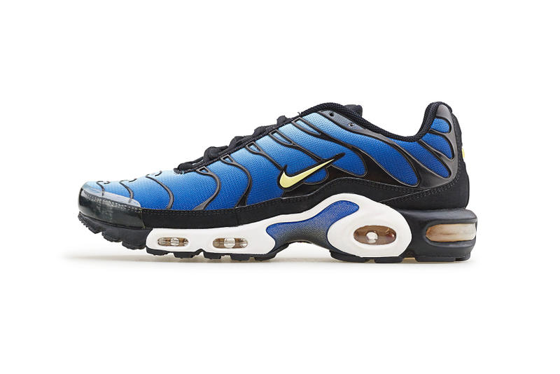 ad6fcf940fb Nike Air Max Plus Tn Tuned Air Untold Story Sean McDowell designer  Inspiration 1997 Running shoe