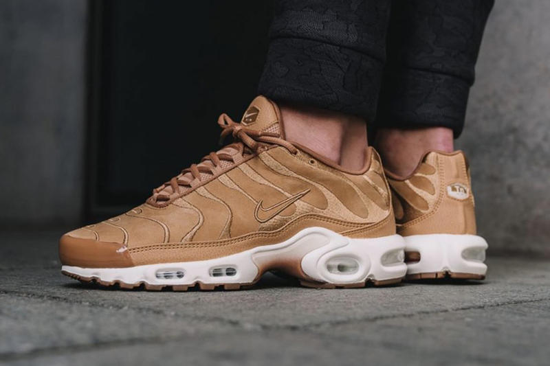 1ba6c3ead3 Nike Air Max Plus Wheat 2017 November 23 Release Date Info Foot Locker  Europe Exclusive Sneakers