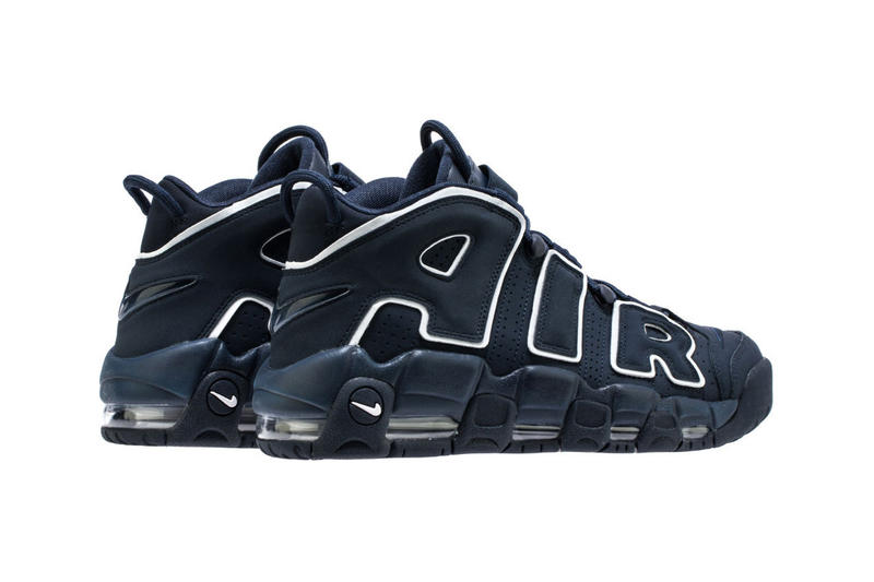 "Nike Air More Uptempo ""Obsidian"""