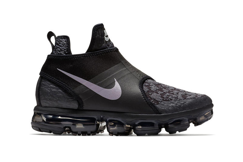 7298a5bed4c Nike Debuts the New Air VaporMax Chukka Slip