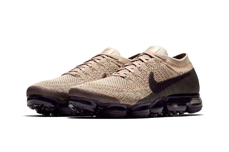 26ce0bf0bae Nike Air Vapormax Khaki December 1 2017 Release Date. 1 of 5. Sneaker Bar  Detroit