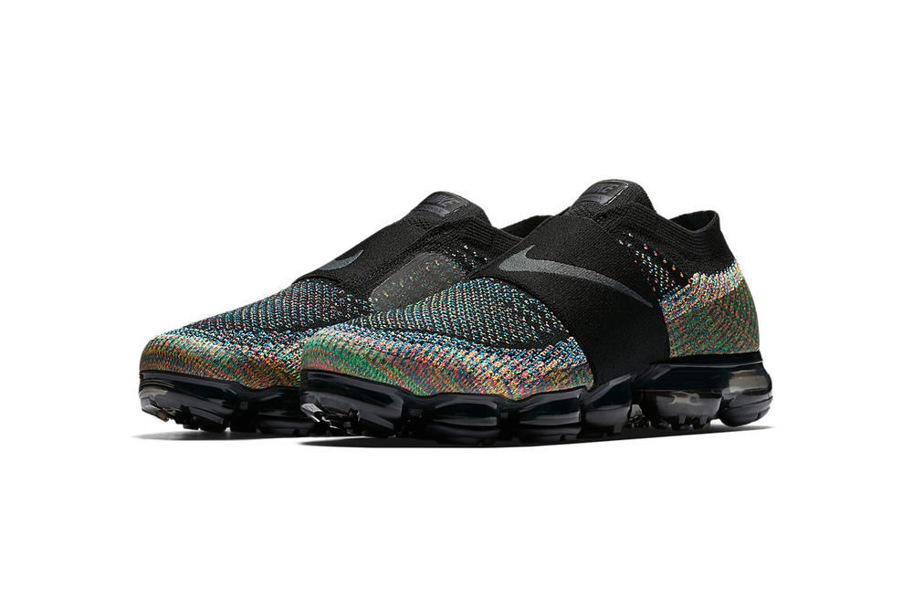 Nike Air VaporMax Moc Multicolor Launch Date Images Footwear Release Date Info Drops November 27 2017 Cyber Monday