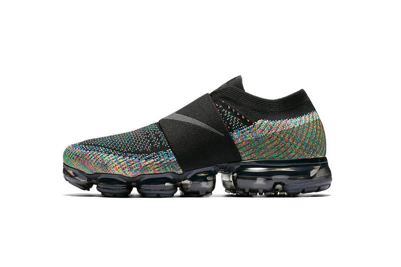 6f861f1461f5a Nike Air VaporMax Moc Multicolor Launch Date Images Footwear Release Date  Info Drops November 27 2017