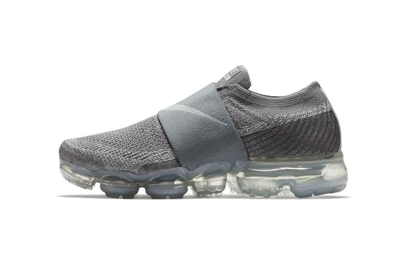 Nike Air VaporMax Moc Pale Grey 2017 November 2 Release Date Info Sneakers Shoes Footwear
