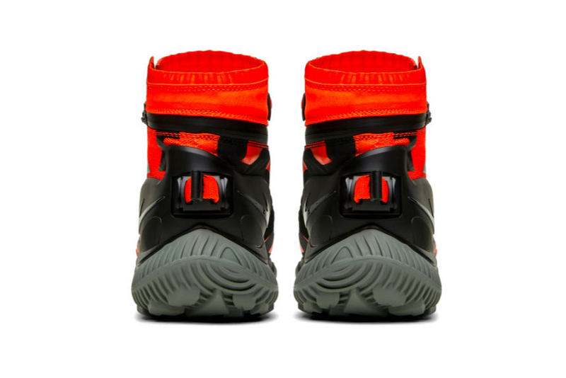 Nike Gyakusou Gaiter Boot Footwear Release Info Date Drops Black Red