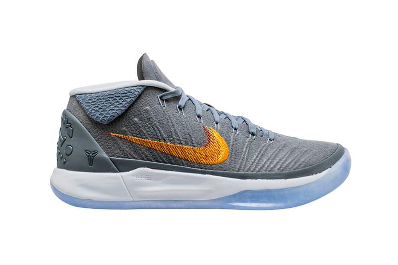 Nike Kobe A.D. Mid Grey Snakeskin November 17 2017 Release Date