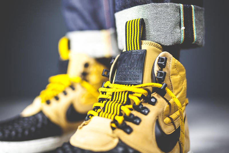 official photos d1f53 c01a2 Nike Lunar Force 1 Duckboot Footwear Shoes Sneakers Boots