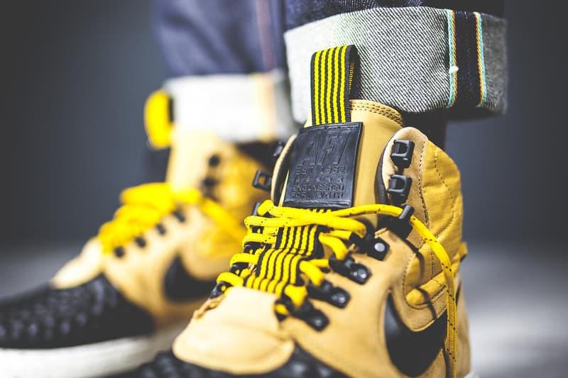 Nike Lunar Force 1 Duckboot Footwear Shoes Sneakers Boots