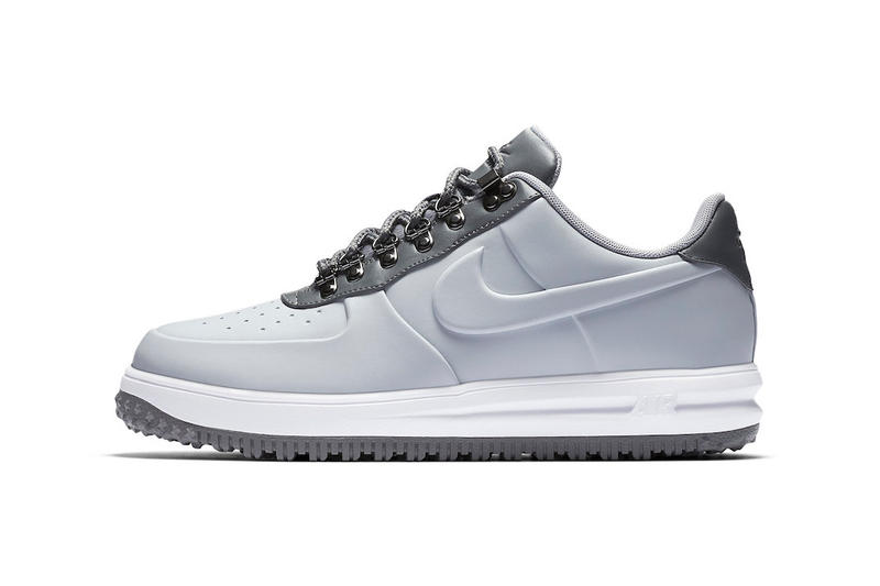 buy popular d4452 02e03 Nike Lunar Force 1 Duckboot Low Wolf Grey