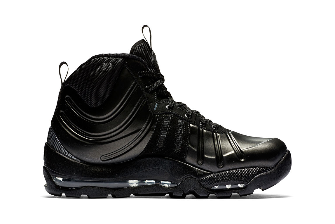 Nike Air Bakin' Posite Re-Release