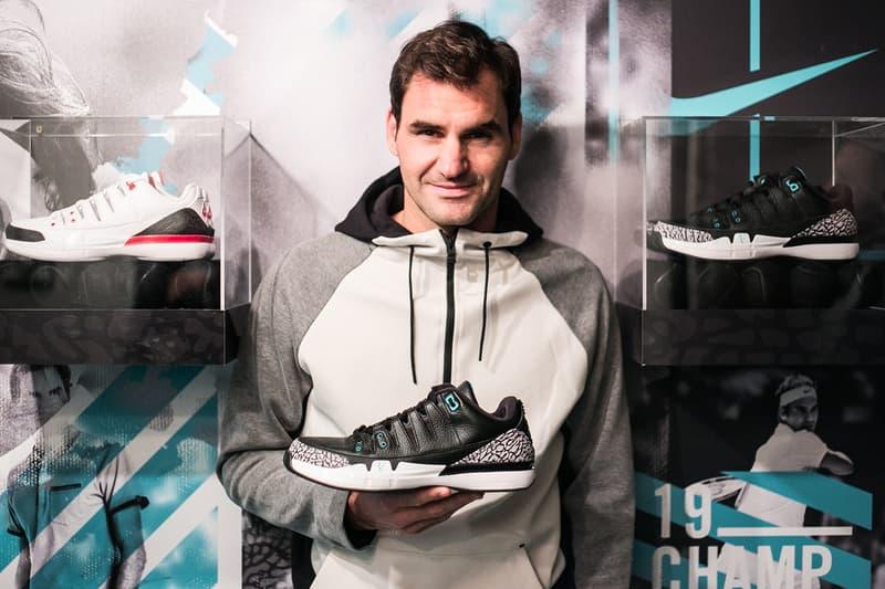 meet a1ab7 39534 Roger Federer ATP Finals Interview 2017 | HYPEBEAST