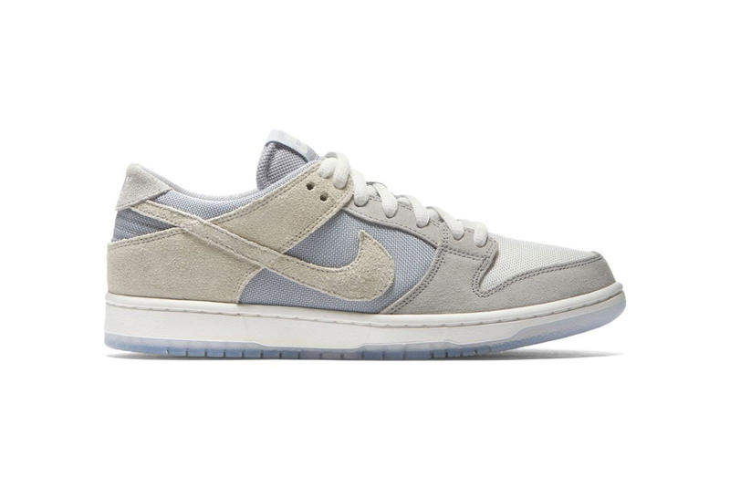 Nike SB Dunk Low Pro Wolf Grey Summit White Clear 2017 November Fall Release Date Info Sneakers Shoes Footwear Kinetics Tokyo Japan