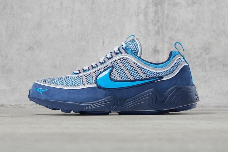 42c86143e47c01 UPDATE  STASH x Nike Air Zoom Spiridon  16 Release Date