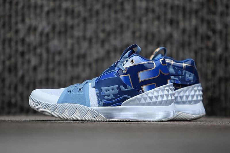official photos 87877 941ba Nike Kyrie S1HYBRID Duke University Kyrie Irving Footwear Blue Devils  Sneakers Release Date Info Drops
