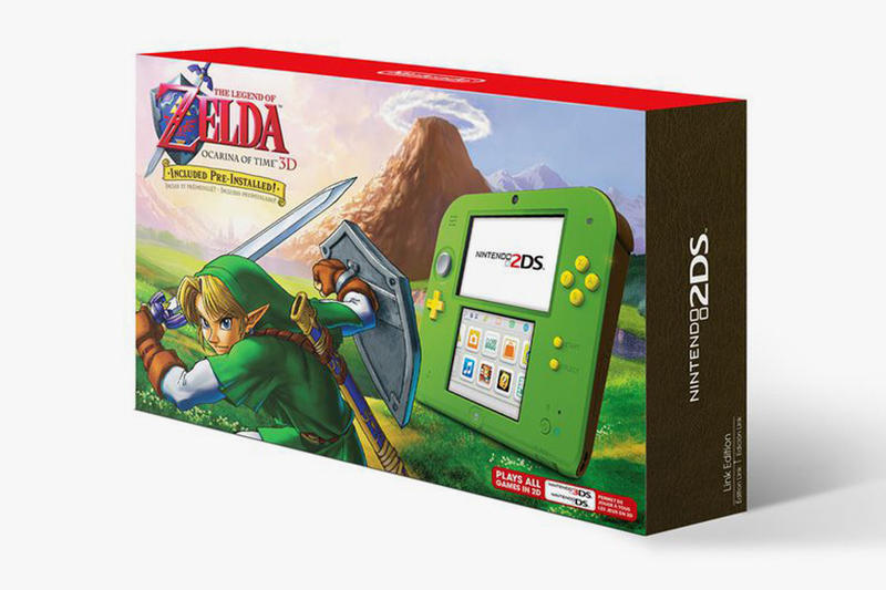 Nintendo Limited Edition The Legend of Zelda Ocarina of Time 2DS Black Friday 2017 N64 Nintendo Switch The Legend of Zelda Breath of the Wild