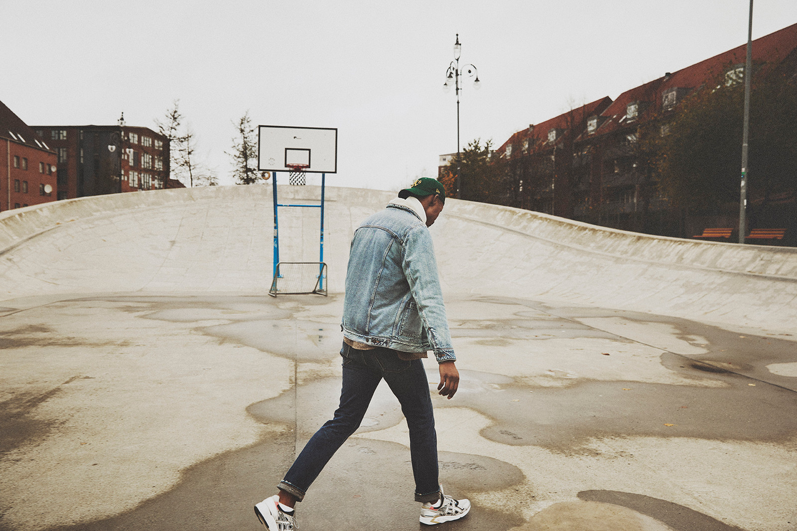 Noah Carter Copenhagen Interview with Levi's Made and Crafted Denmark Rapper