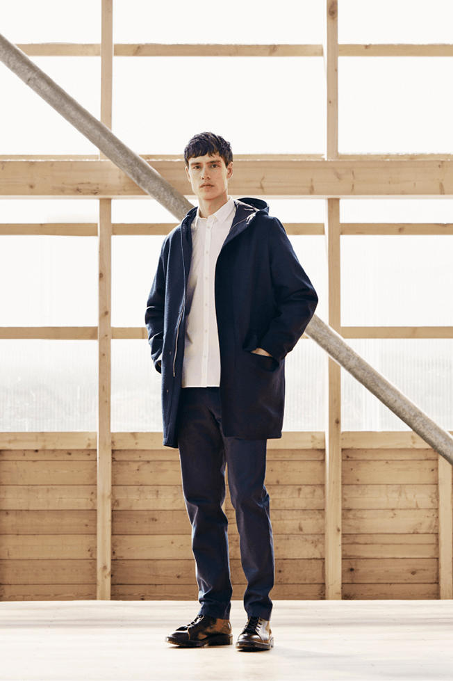 Norse Store Projects Copenhagen Winter 2017 Collection