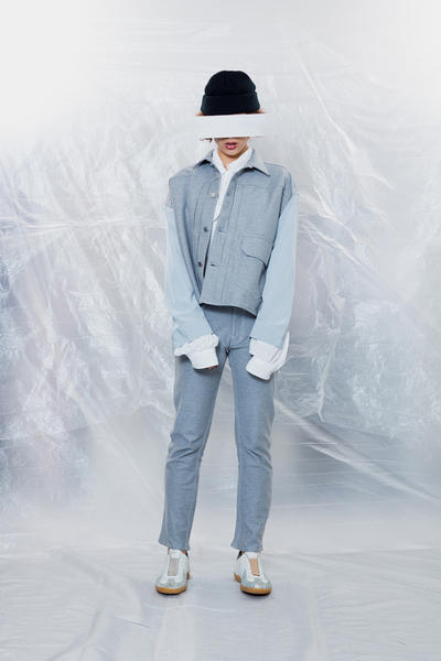 NuGgETS Spring Summer 2018 Collection Lookbook Shogaku Ryuhei Ryuhei Tokyo japan streetwear menswear fashion clothing style suits