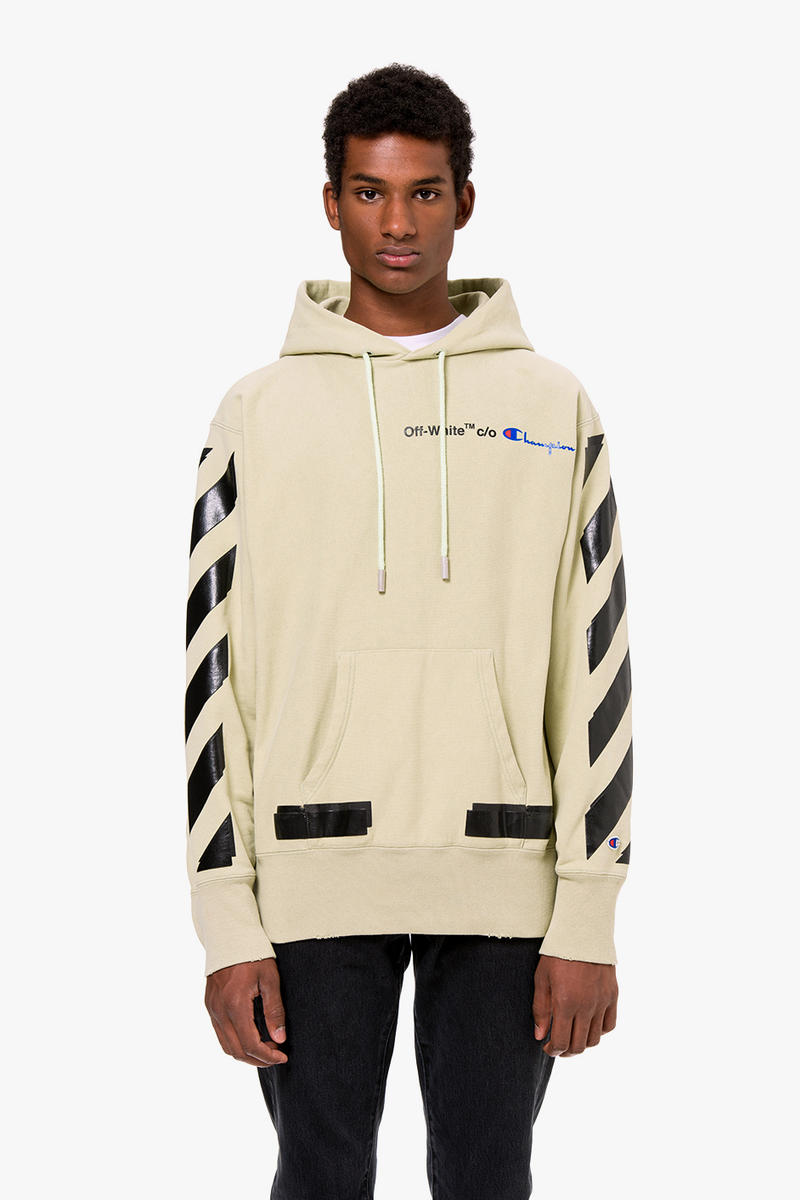 cde9006b5384 Off-White™ Champion Spring Summer 2018 Virgil Abloh