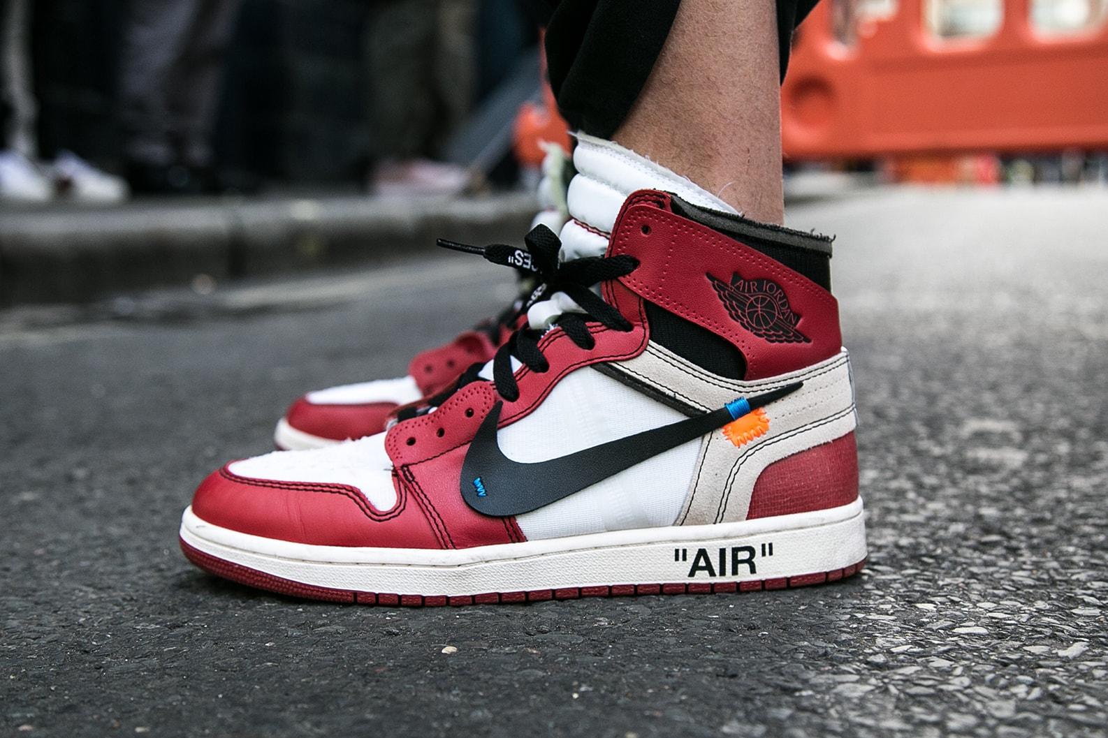 Off-White Nike THE TEN SNKRS App Virgil Abloh Yeezy adidas Bots Supreme
