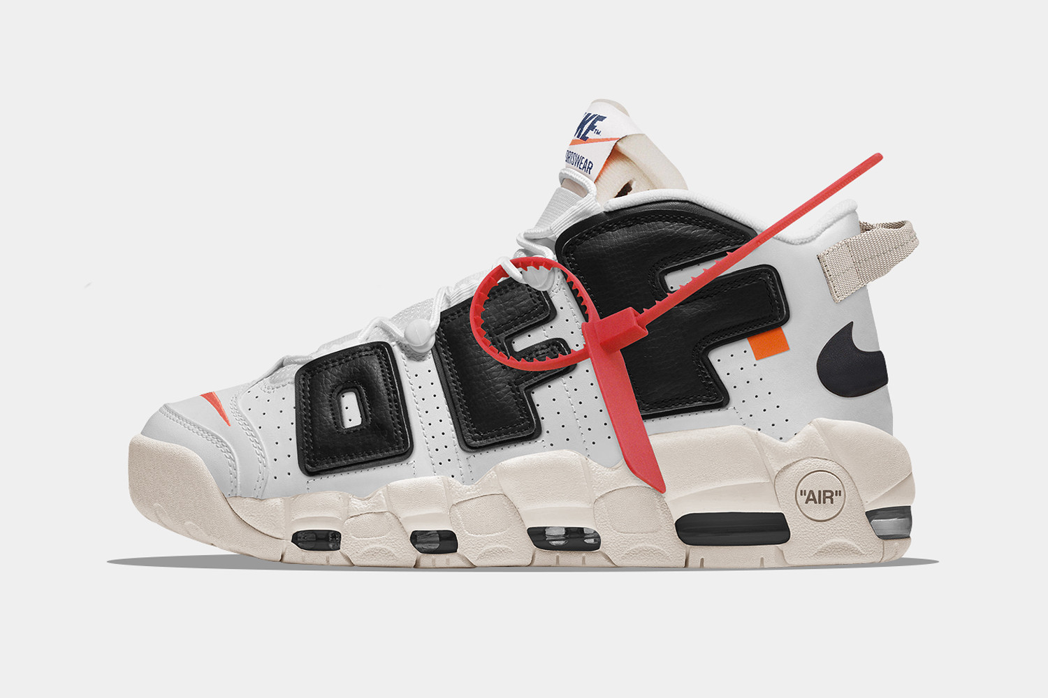 Off-White™ x Nike Air More Uptempo