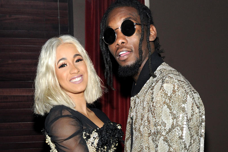 Offset Cardi B Engagement Ring