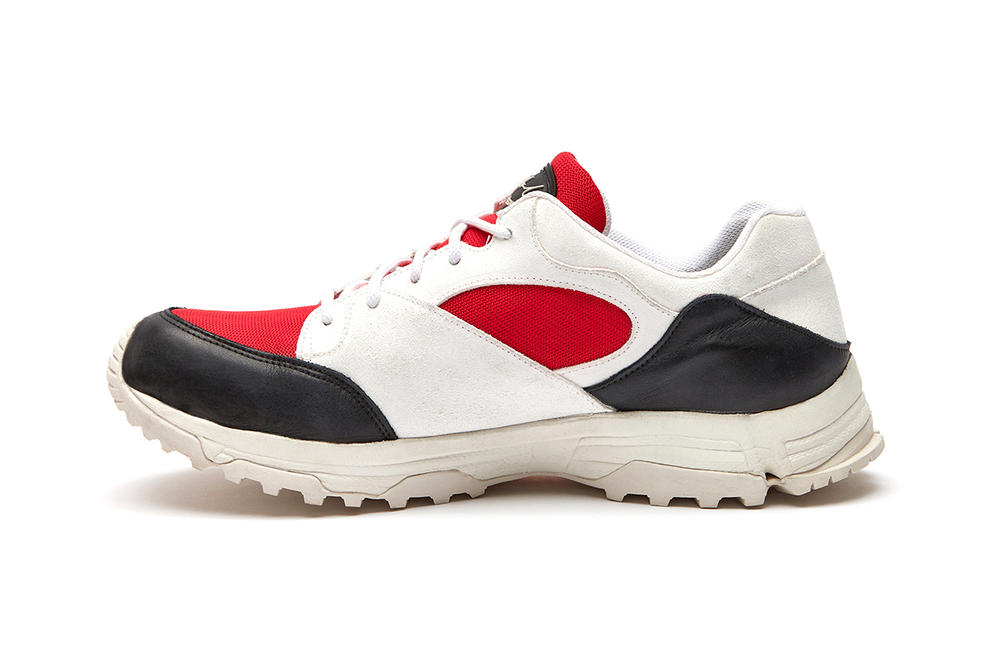 Our Legacy Raphael Sneaker Closer Look Chunky Footwear Mono Runner Vibram