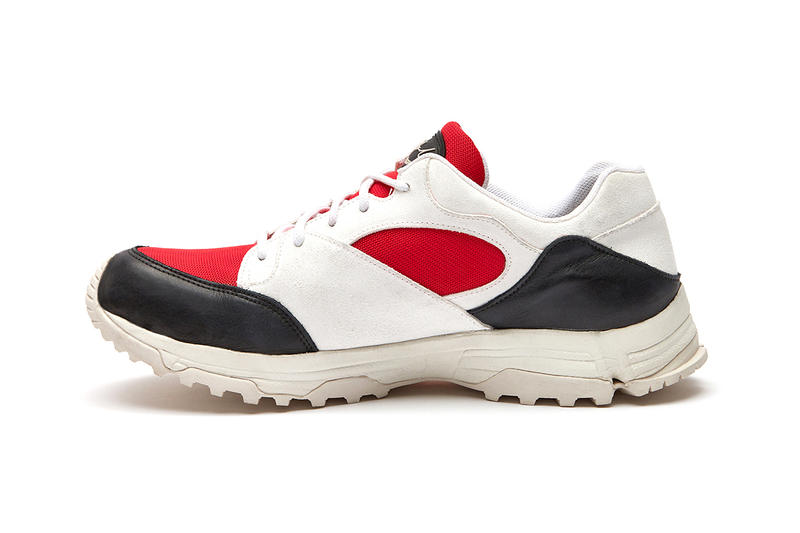 Our Legacy Raphael Sneaker Closer Look Chunky Footwear Mono Runner Vibram