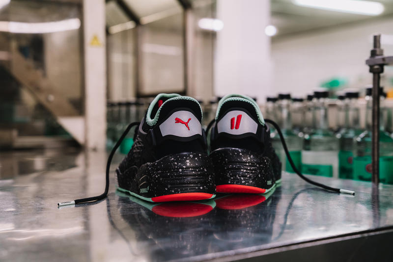 Overkill PUMA Disc Blaze Cage Pfeffiboys Collaboration 2017 November 18 Release Date Info Sneakers Shoes Footwear