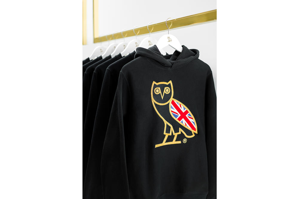 OVO's London Flagshi Drake October's Very Own