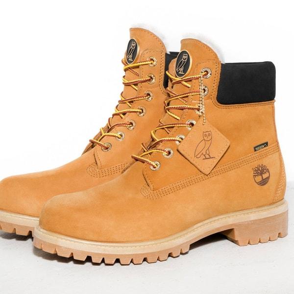 OVO x Timberland Boots