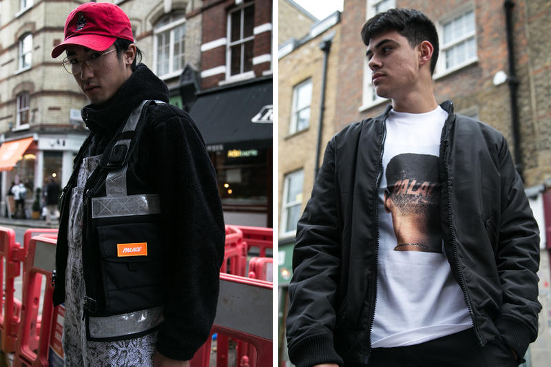 "Palace ""Ultimo"" Winter 2017 Drop London Style Streetstyle Streetsnaps MWADLANDS adidas"