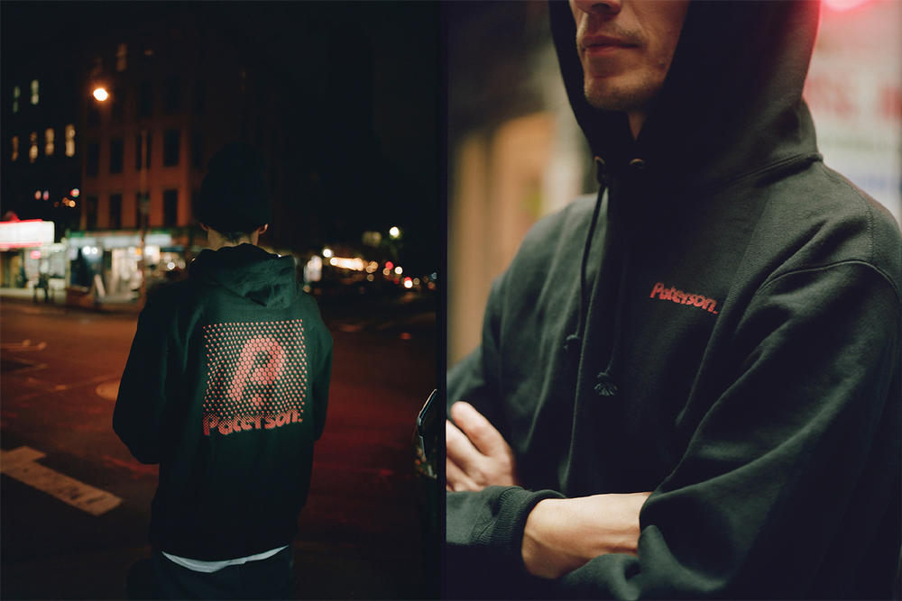 Paterson Holiday 2017 Collection Lookbook Editorial Fall Winter