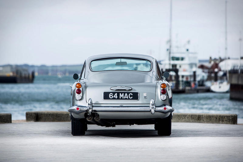 Paul McCartney 1964 Aston Martin DB5 Auction Bonhams December 2 2017