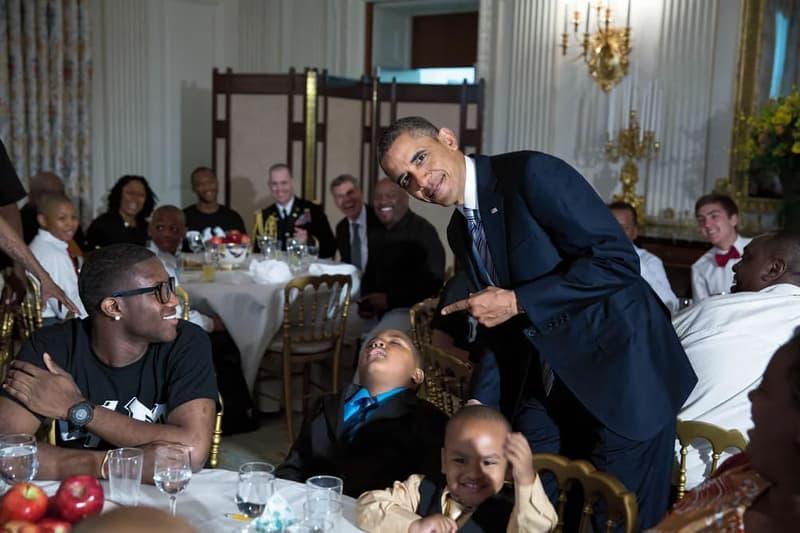Pete Souza Obama An Intimate Portrait Photography Book