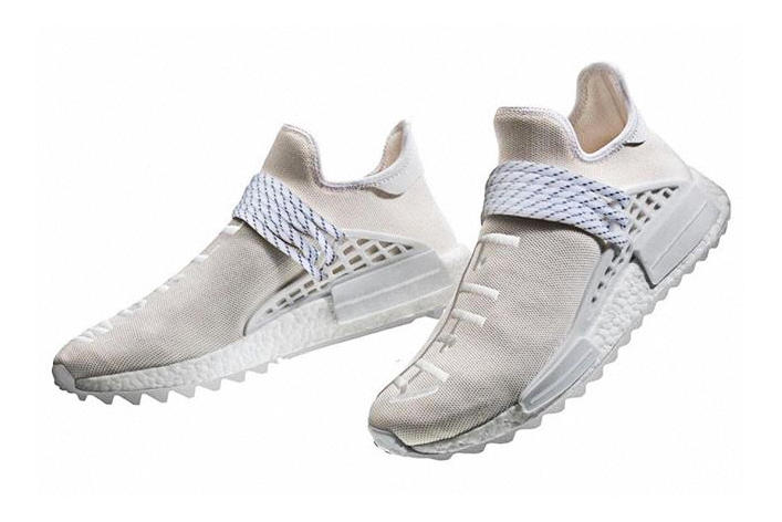 Check out the Full Pharrell x adidas Hu NMD