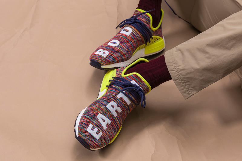 Pharrell adidas Originals Statement Hiking Collection Hu NMD Trail 2017 November 11 Release Date Info HBX HYPEBEAST Store