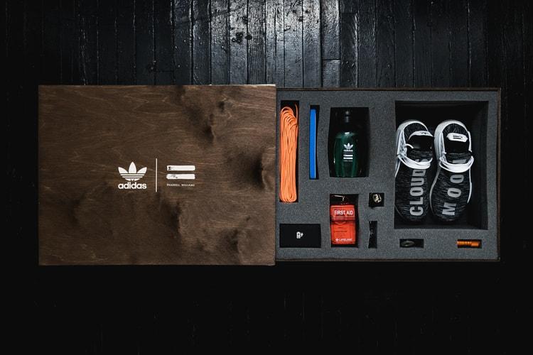 0455d59f0 A Closer Look at the Pharrell x adidas Originals