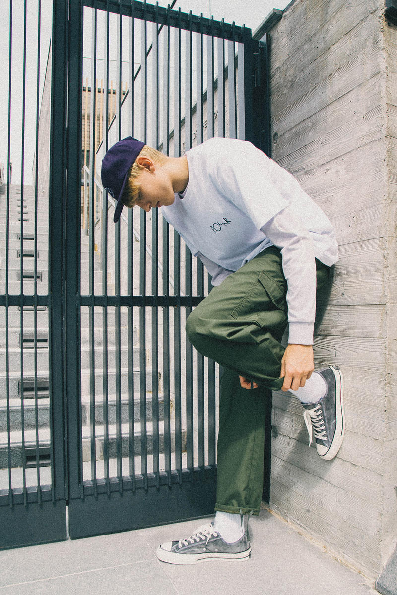 Polar Skate Co Fall Winter 2017 Editorial HBX HYPEBEAST Store November 11 Release Date Info