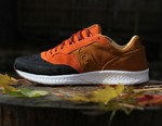 Premier and Saucony Come Together for Survival-Inspired Freedom Runner