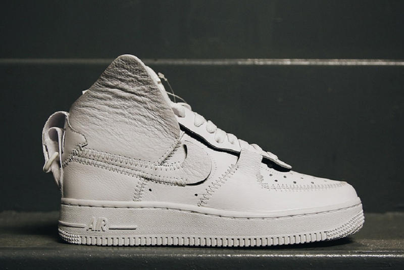 Public School NY Nike Air Force 1 High White PSNY