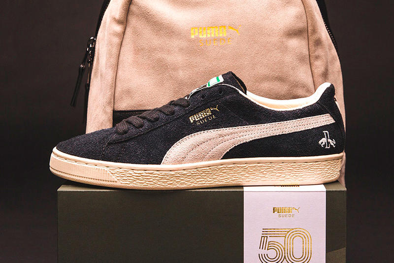 Puma Suede 50th Anniversary Rudolf Dassler Colorway Release Date Puma Japan