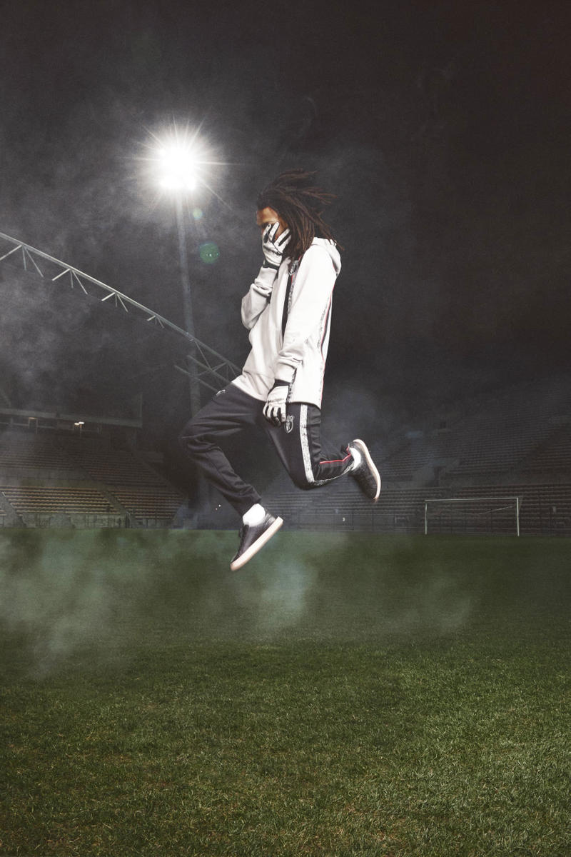 PUMA Trapstar Football-Inspired Capsule Collection Lookbook