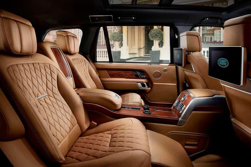 Range Rover 2018 SVAutobiography Car Automobile